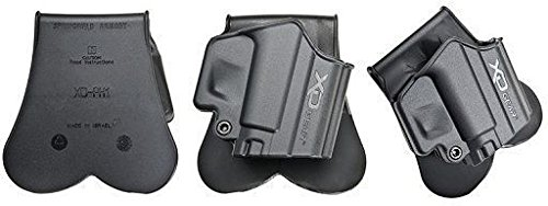 Springfield XD Gear, One Piece Paddle Holster, Right Hand, -