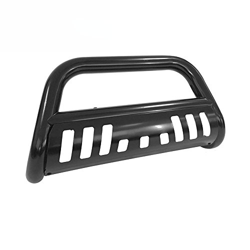 U-Drive Auto Black Bull Bar Grille Guard Front Bumper for 2009-2018 Dodge Ram 1500 ()