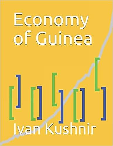 Economy of Guinea