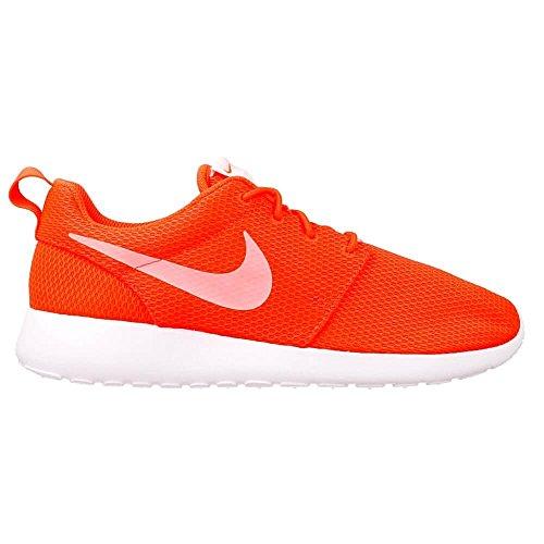 Donna Multicolore One bianco Scarpe Arancione Nike Roshe Corsa Da Wmns xFOxT0YB