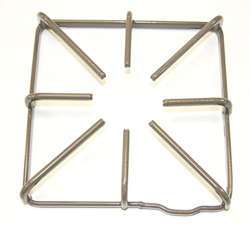 Kenmore WB31K10018 Range Surface Burner Grate Genuine Original Equipment Manufacturer (OEM) Part Taupe