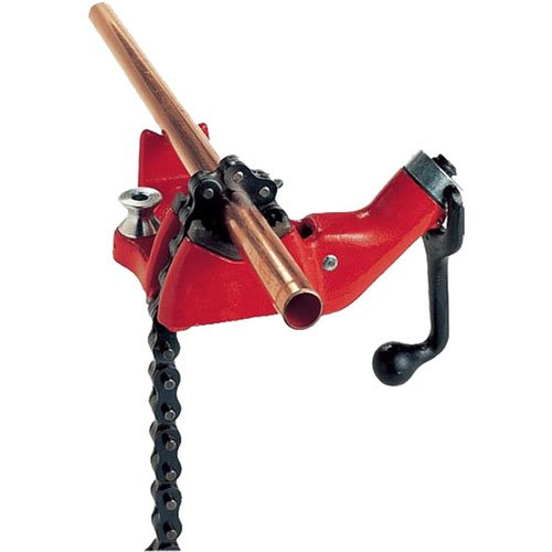 RIDGID 40210 Model BC610 Top Screw Bench Chain Vise, 1/4-inch to 6-inch Bench Vise by Ridgid (Image #3)