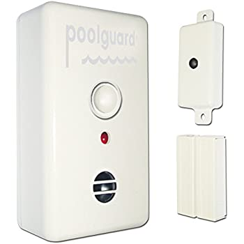 Amazon Com Poolguard Pool Door Amp Gate Alarm With