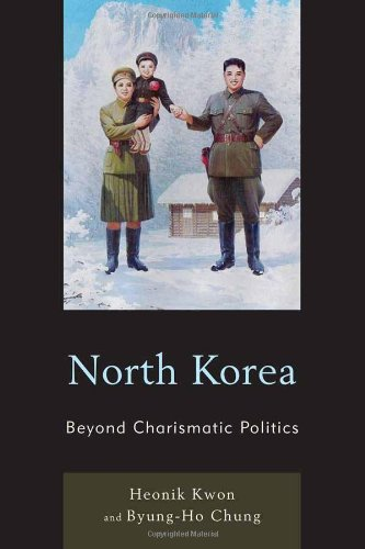 Books : North Korea: Beyond Charismatic Politics (Asia/Pacific/Perspectives)