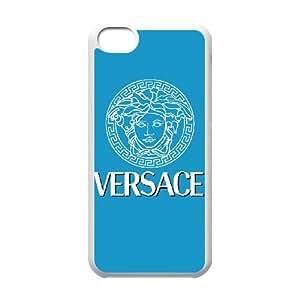 iPhone 5C VERSACE LOGO pattern design Phone Case HVL1171346