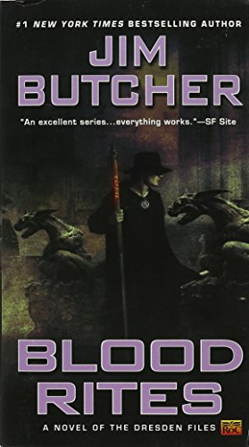 Dresden Files Blood Rites Pdf