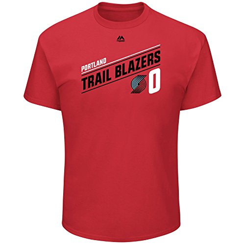 Portland Blazers Number 8: Damian Lillard Portland Trail Blazers #0 Men's Possession