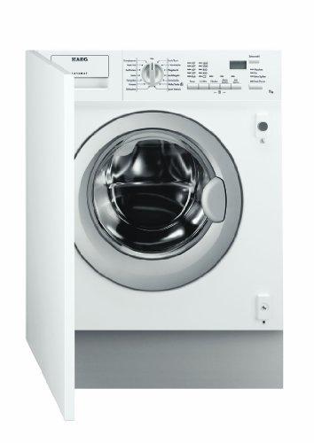 AEG LAVAMAT 61470 BI / A++ Waschmaschine FL / 190 kWh/Jahr / 1400 UpM / 7 kg / 10400 L/Jahr / Knitterschutz / Aquastop / weiß