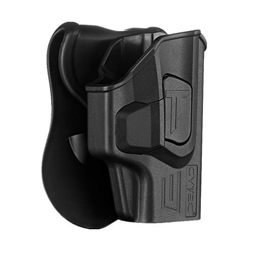 Best CYTAC Springfield XDS Holsters, OWB Holster for Springfield Armory XD-S 3.3