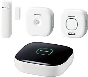 Panasonic KX de hn60 11gwa KX-FC258 K hn6011 Smart Home Starter ...