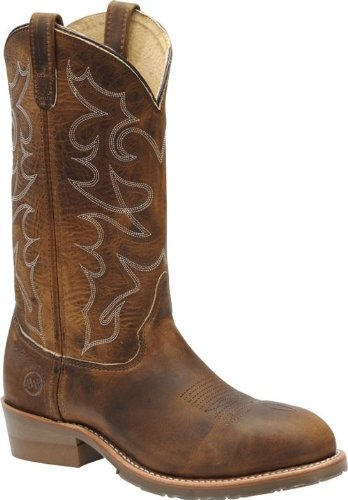Western Double Boot Boot H - Double H DH1592 Mens 12 Inch Gel ICE Work Western Boot