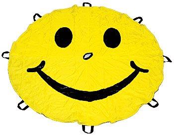 12' Smiley Face Parachute