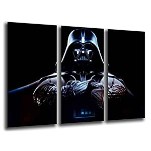 Cuadro Fotográfico Star Wars, Darth Vader Tamaño total: 97 x 62 cm XXL 9