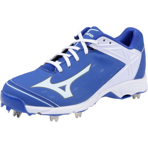 Baseball USA White Royal ADV Mizuno Swagger Spike 9 Mens Men's BdH1q