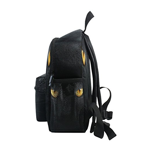 nbsp;Bag nbsp;for nbsp;Book Black Eyes Kids nbsp;Girls Cat nbsp;Backpack nbsp;Toddler nbsp;School ZZKKO Boys n6S1Op0w