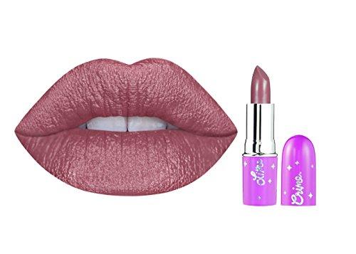 Lime Crime Unicorn Lipsticks Neutral Collection with Matte Cream Formula (Choker)