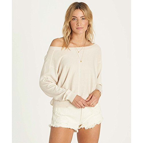 5a9bdcdf73 Billabong Women's No Regrets Sweater