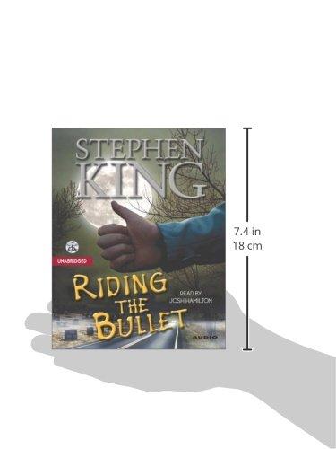 Riding the Bullet: Amazon.es: Stephen King, Josh Hamilton: Libros en idiomas extranjeros