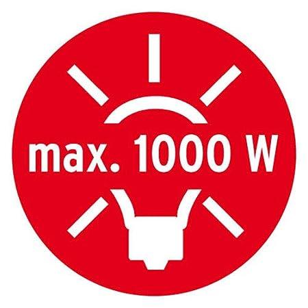 Brennenstuhl 1170910 Detector de Movimiento Blanco