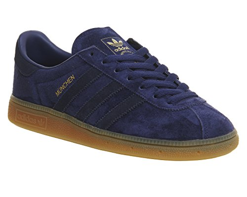 Formatori Bianco Originals adidas Blue BB2778 München tqExZU
