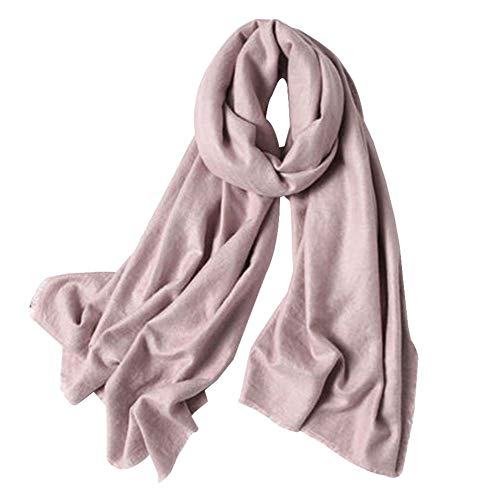 Autumn and Winter Ladies Scarf Imitation Cashmere Scarf Long Shawl - Cashmere Bk 4