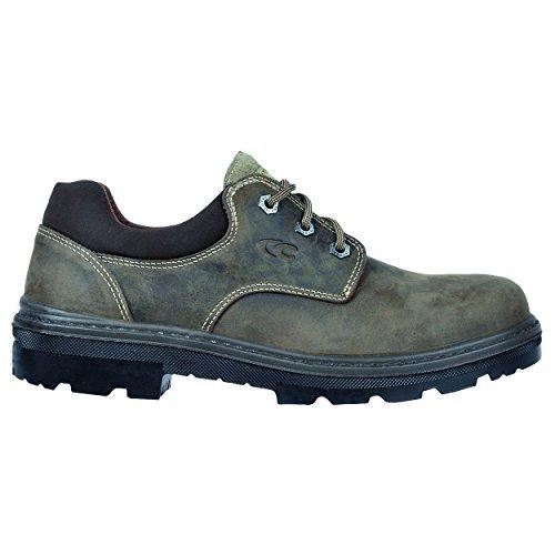 Cofra 25520–000.w37Tex bis S3SRC–zapatos de seguridad talla 37GRIS