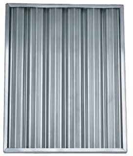 Krowne Stainless Steel Grease Filter, 20'' X 25'' S2025