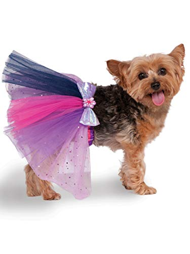 Rubie's My Little Pony Twilight Sparkle Pet Tutu, Small/Medium]()