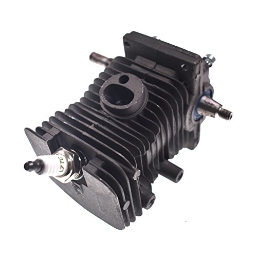 New 38mm Cylinder Piston Crankshaft Engine Pan Spark Plug Fit STIHL MS170 MS180 018 (Engine Stihl)