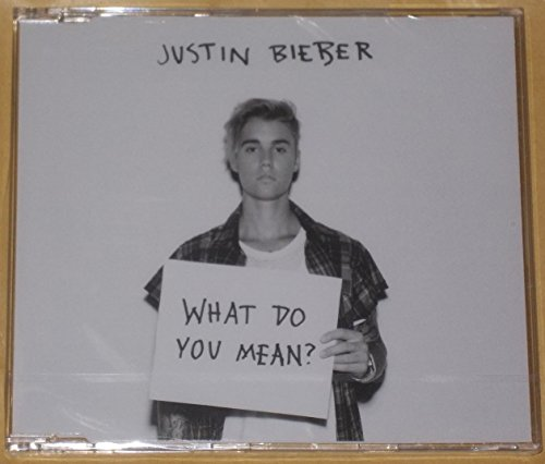 Justin Bieber - What Do You Mean? (CDS) - Zortam Music