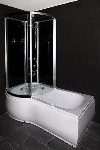 AcquaVapore DTP8050-A301R Wanne, Badewanne, Dusche, Duschkabine ... | {Duschkabine badewanne 73}
