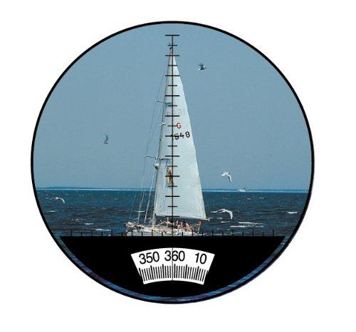 Bresser Nautic 7x50 WD Prism/áticos con Br/újula