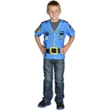 Aeromax My 1st Career Gear Firefighter, Easy to put on shirt fits most ages 3 to 6