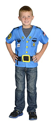 Aeromax My 1st Career Gear Police, Ages 3-5 ()