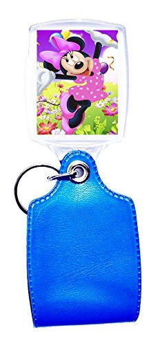 Llavero azul Minnie 3: Amazon.es: Hogar