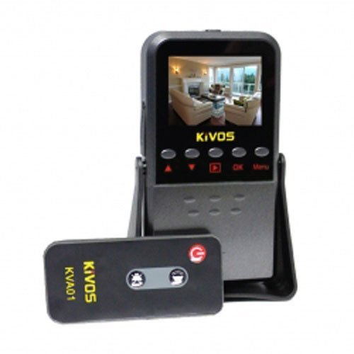 超歓迎 Spy-MAX Security Products Kivos Security Intelligent Video Alarm, Includes Products Kivos Free eBook [並行輸入品] B01KBRAE7A, チョウカイマチ:be8ceb9c --- a0267596.xsph.ru