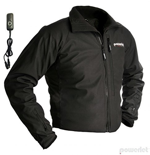 Jacket Liner Heated Safe - RapidFIRe Heated Jacket Liner w/ Controller (XL)