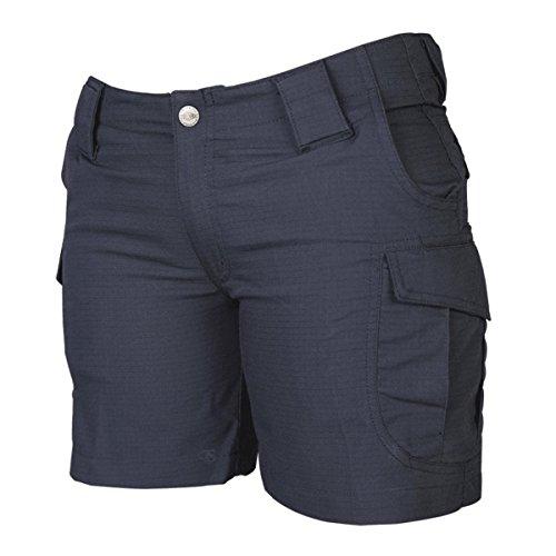 Tru-Spec Shorts, 24-7 Ladies Ascent, Navy, 12