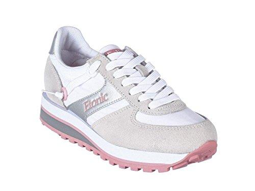 Scarpe Sneaker 44 Pe18 Donna silver Etonic Bianco Et813251 pd5qpwS
