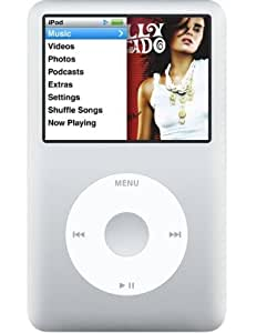 Apple Ipod Classic 160Gb - Silver - 6Th Generation (Latest Model)