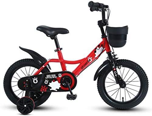 HAMIMI Bicicletas para niños 3-5-7-9 años Niños Ciclismo 14/16/18 Pulgadas Niños Bicicletas de Tres Ruedas Bicicleta de montaña Rojo Bicicleta para niños (Size : 16 Inches): Amazon.es: Hogar