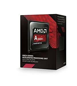 AMD A10 Procesador para PC, 3.6 GHz, 4 Núcleos, Socket FM2+, 4 MB