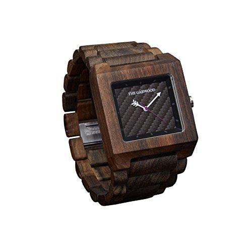 The Garwood Indonesian Sandalwood Watch –
