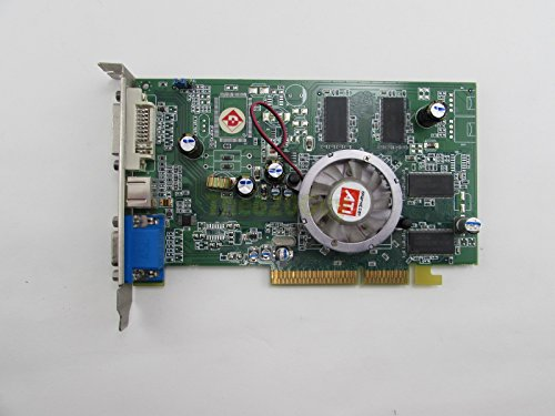 Diamond ATI Radeon 9550 256MB DDR DX9 AGP 4X/8X Video Card GPU 1024-EC20-FF-BD (Diamond Ddr Graphics Card)