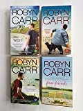 Robyn Carr (4 Book Set) One Wish; A New Hope; Wildest Dreams; Four Friends