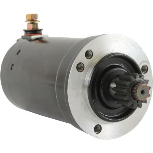 DB Electrical SND0670 New Starter for Ducati Motorcycle 620 748 750 800 900 916 996 998 M900 & Monster ND128000-6050 128000-6051 270.4.001.1A 270.4.011.1A 410-52290 19876 17.81115 DS-101N - New Ducati Motorcycle