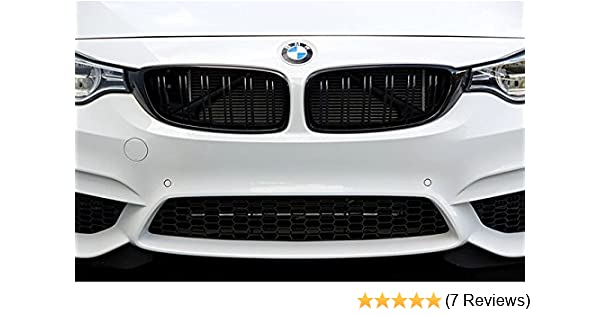 Fits For BMW 4 Series f32 f33 f36 f82 m4 grille grill ABS double bar gloss black