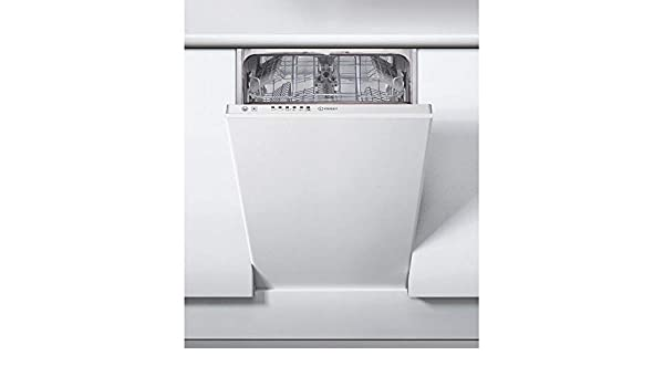 Indesit DSIE 2B10 lavavajilla Totalmente integrado 10 ...