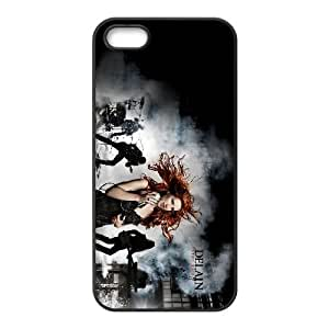 delain iPhone 5 5s Cell Phone Case Black 53Go-130444