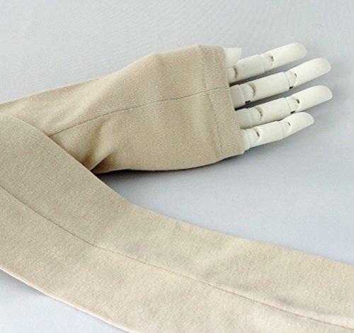 合図汚染許すレディスUV手袋 エスモロング アームカバー